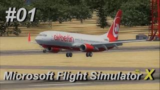 LET'S PLAY Flight Simulator X #001 ★ Menorca - Palma de Mallorca [HD+]