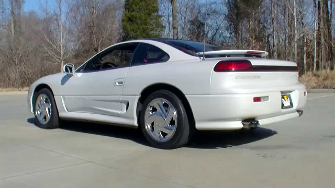 135053 1993 dodge stealth r t twin turbo youtube. Black Bedroom Furniture Sets. Home Design Ideas