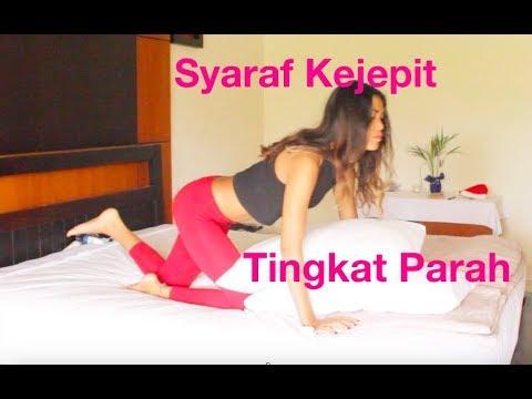 Yoga untuk  Tingkat Parah Syaraf Kejepit Sciatika || Hasil maximal 2 Minggu