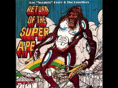 Lee perry the upsetters return of the super ape album