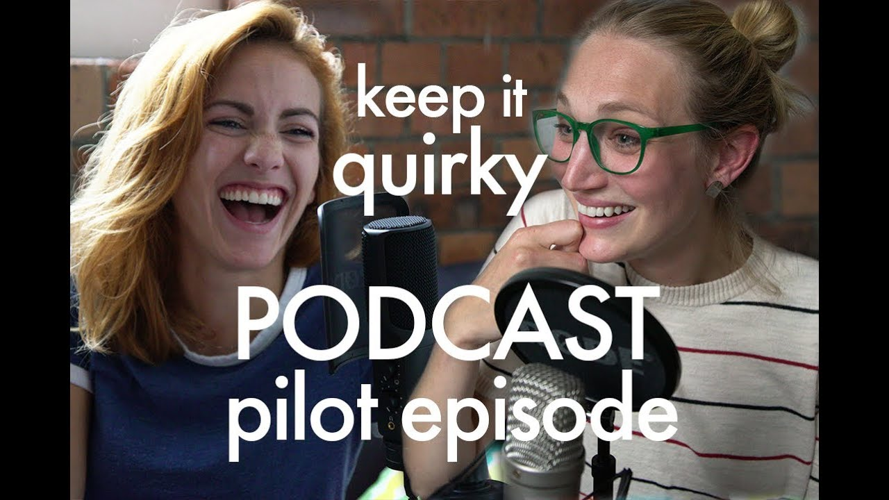 Keep It Quirky PODCAST, feat. Julie Nolke of Feeling Peckish