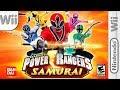 Longplay of Power Rangers Samurai