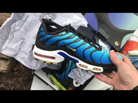 competitive price 74ad2 266d8 Buying and unboxing new Air Max Plus OG and dispose Off-White Presto