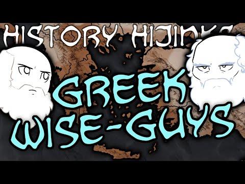 History Hijinks: Greek Wise Guys