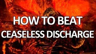 Dark Souls - Ceaseless Discharge - Easy Kill