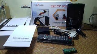 Unboxing Tv tunner for projektor and computer (untuk proyektor dan kumputer atau laptop)