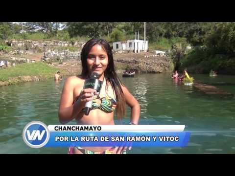 CHANCHAMAYO  POR LA RUTA DE SAN RAMÓN Y VITOC  VISIÓN NOTICIAS