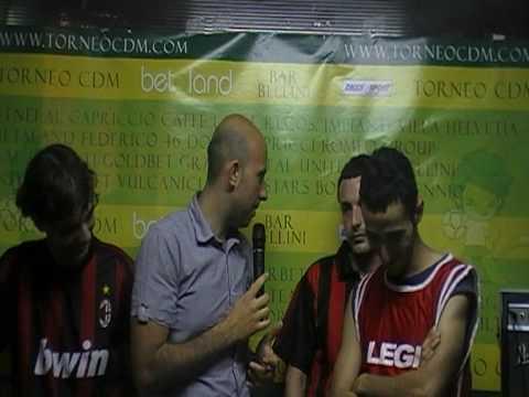 INTERVISTA A DARIO FERLITO, GIUSEPPE VECCHIO E GIO...