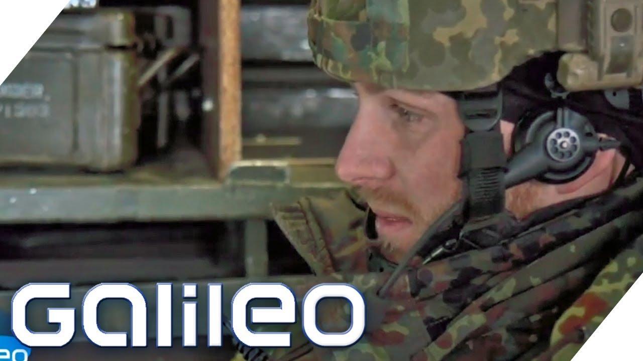 Mit diesen Werkzeugen arbeiten Bombenentschärfer | Galileo | ProSieben