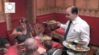 Realisation web video pour le restaurant Agadir