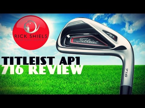 NEW TITLEIST AP1 716 IRONS REVIEW