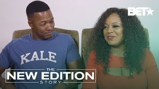 Shanice Almost Married Ralph from New Edition