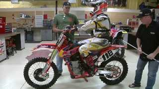 How to Set Sag on your Dirt Bike with Stillwell Performance