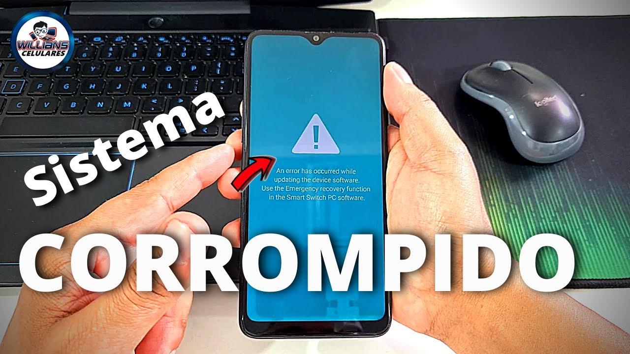 Firmware Stockrom Samsung Galaxy A20s A207, Atualizar, Corrigir falhas ou Restaurar