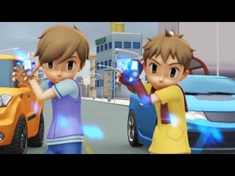 TOBOT English | 112 Axels and Allies | Season 1 Full Episode | Kids Cartoon | Kids Movies
