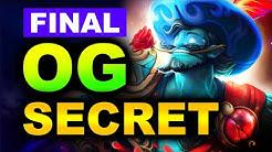 SECRET vs OG - GRAND FINAL - BLAST Bounty Hunt DOTA 2