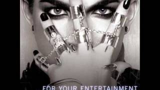 Adam Lambert - For Your Entertainment thumbnail
