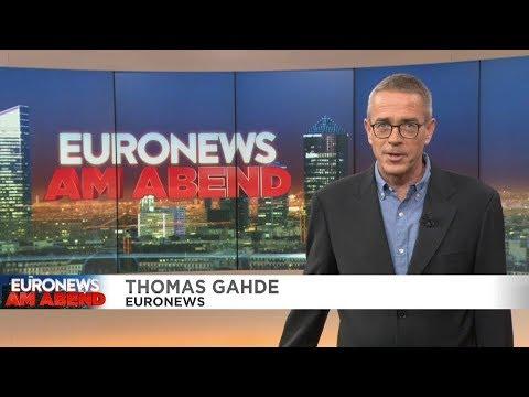 euronews (deutsch): Euronews am Abend, 15.11.