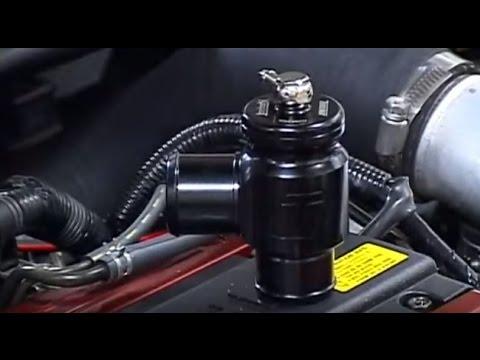 Turbosmart Kompact Series Blow-Off Valves The Sound of BOV Plumb Back