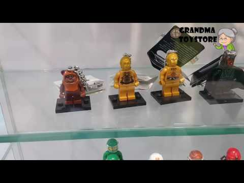 Unboxing TOYS Review/Demos - Lego little...