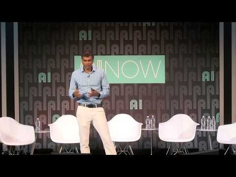 Sendhil Mullainathan | Rights and Liberties in an Automated World | AI Now 2017