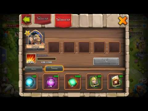 Castle Clash Rolling And (How TO GET PUMPKIN DUKE)!