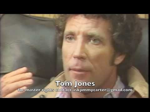 Singer Tom Jones talks about growing up poor part 1 of 3