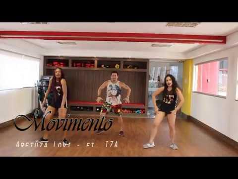Aretuza Lovi l Movimento ft IZA l Coreografia l Ritmos Fit