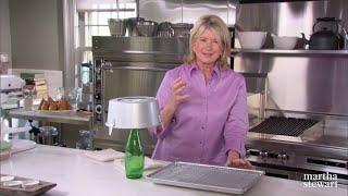 Martha Stewart's Easy Angel Food Cake Tips | Martha Bakes | #Shorts