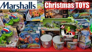 Marshalls TOY CHRISTMAS SHOPPING * SHOP WITH ME 2019
