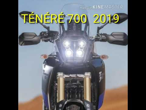 New Model  Yamaha Tenere  First Look