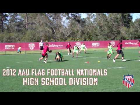 2012 AAU Womens Flag Football National Championships