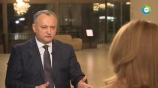 Додон назвал нелегитимным парламентское большинство   МИР24
