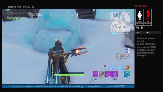 """FORTNITE PRISONER MELTING LIVE"" AND WHO IS The SNOW FALL SKIN?"