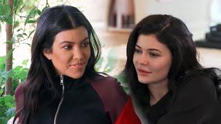 Kourtney Kardashian Slams Kylie 'Billionaire' Jenner for Being Entitled
