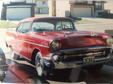 57 Chevy Off Frame Restoration