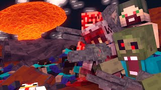 Minecraft | THE PANDEMIC DISEASE HAS STARTED! (Zombie, Infestation, Disease)