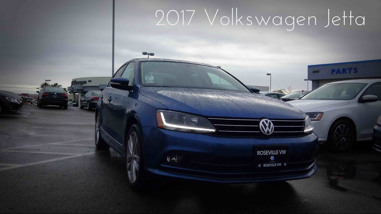 2017 Volkswagen Jetta Sel 1 8 L Turbocharged 4 Cylinder Review You