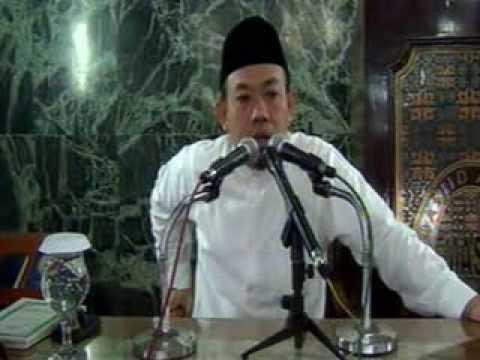 KH.Juhri Yaqub, Ceramah Ahad Mesjid Sunda Kelapa Menteng Jakarta