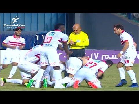 شوية رياضة || الزمالك يواصل صحوتة ويحقق الفوز السادس على التوالى امام طلائع الجيش 3-0 فى الدوري المصري