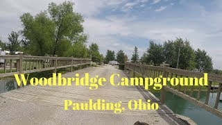 Woodbridge Campground. Paulding, Ohio