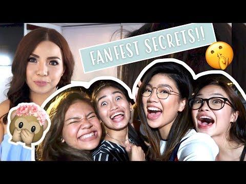 #YTFFPH SECRET w MICHELLE DY + Dance Party ft. AC Bonifacio, Pamela Swing & Renee!!!   Janina Vela