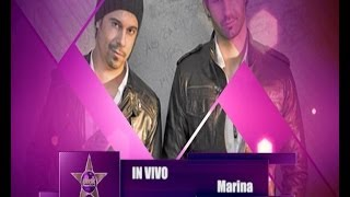 Repeat youtube video In Vivo - Marina // PINK MUSIC FESTIVAL 2014