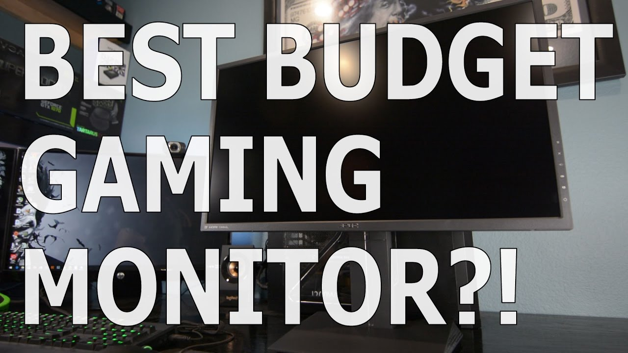 ASUS MG279Q 144hz 1440p Budget Gaming Monitor - Unboxing and Review
