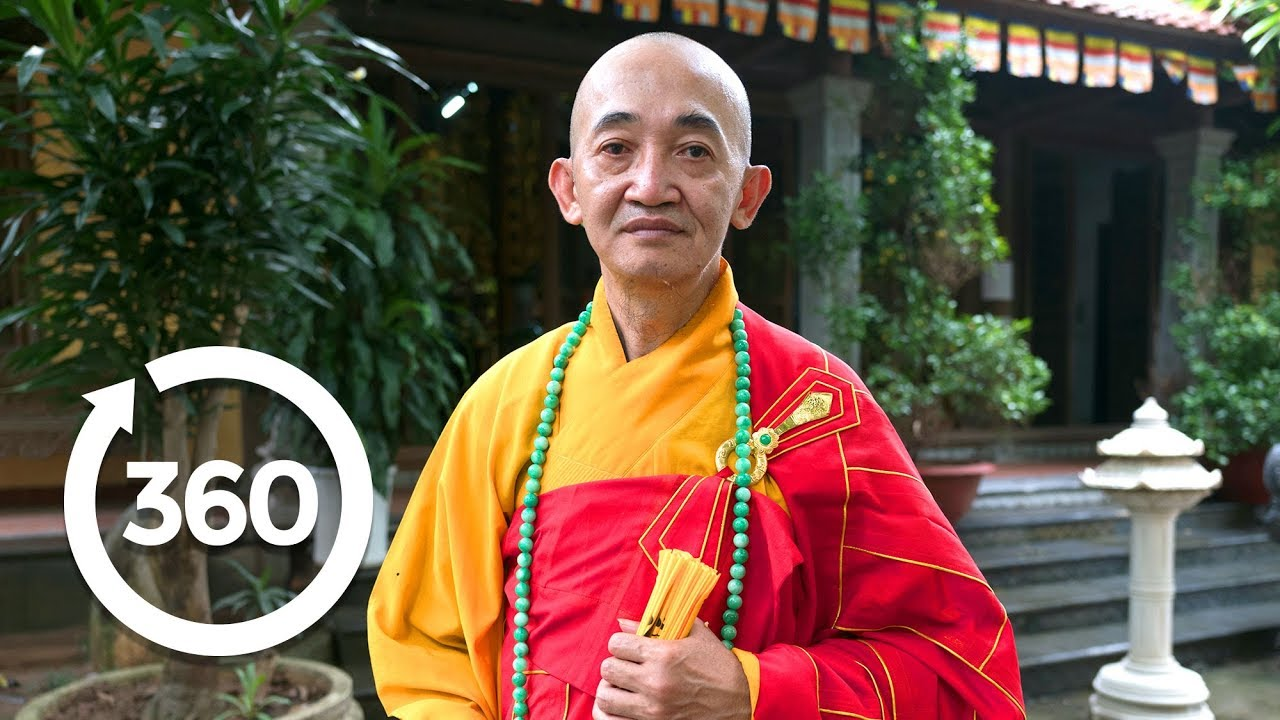 Monk in a Minivan: I Meditated My Way From Panic to Peace photo
