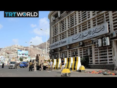The War in Yemen: Currency plunges in value affecting daily lives