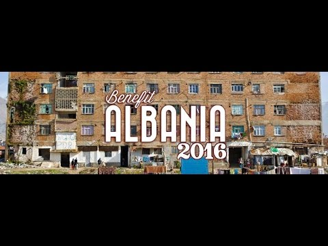 Benefit Albania 2016: Lives Will Be Changed (Promo Video)