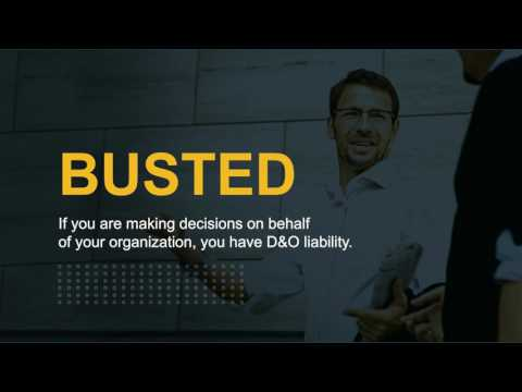 Busting D&O Liability Myths: What Private Company Leadership Needs to Know