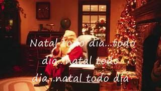 Natal todo dia-Roupa Nova(legendado)