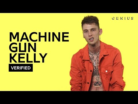 "Machine Gun Kelly ""Trap Paris"" Official Lyrics & Meaning 